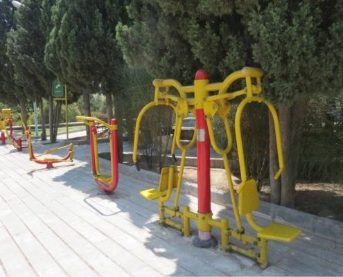 ست ورزشی پارکی - نمونه 2