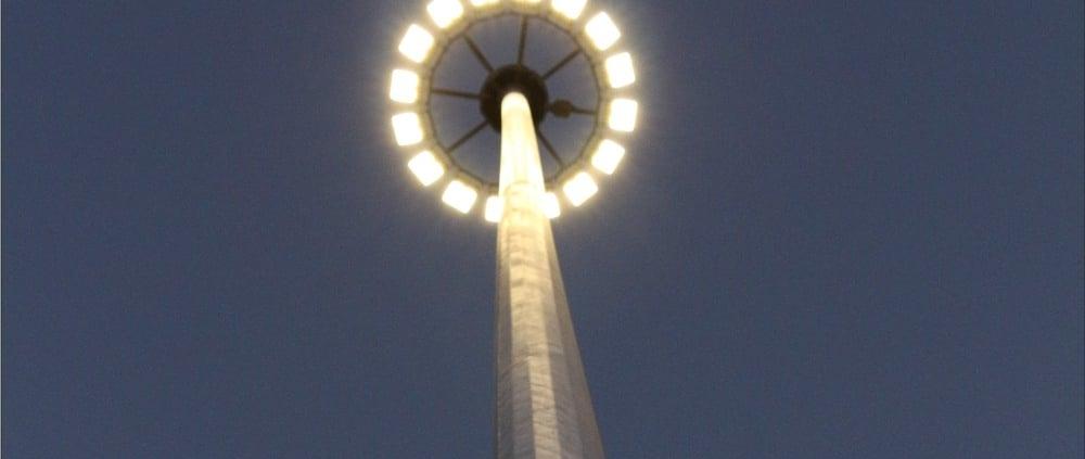 برج نوری تلسکوپی - نمونه 3