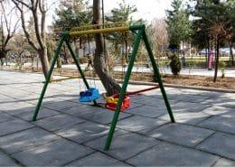لوازم بازی فلزی پارکی کودکان