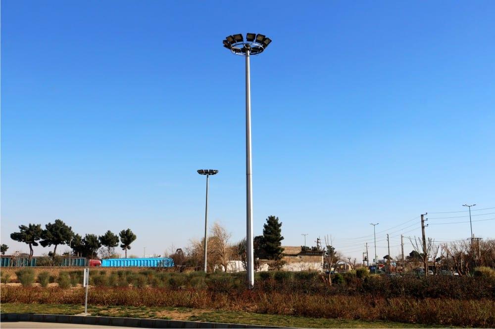 برج نوری تلسکوپی