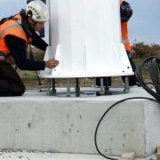 فونداسیون سازه های فلزی شهری