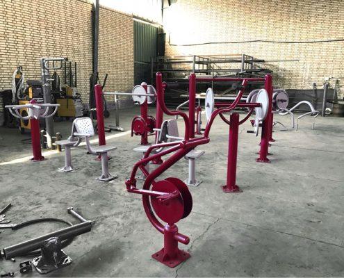دستگاه ورزشی معلولین