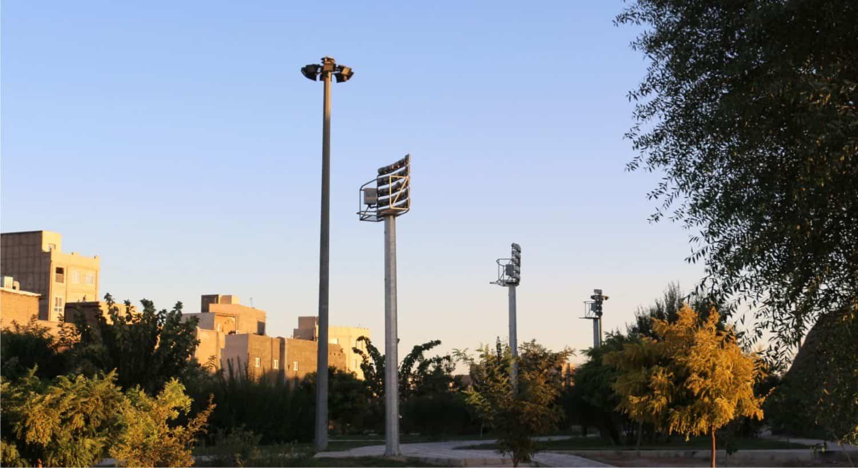 اسلایدر برج های روشنایی
