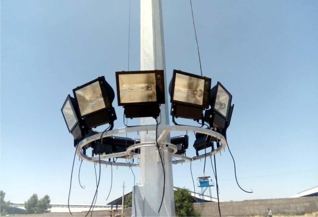 طراحی برج روشنایی