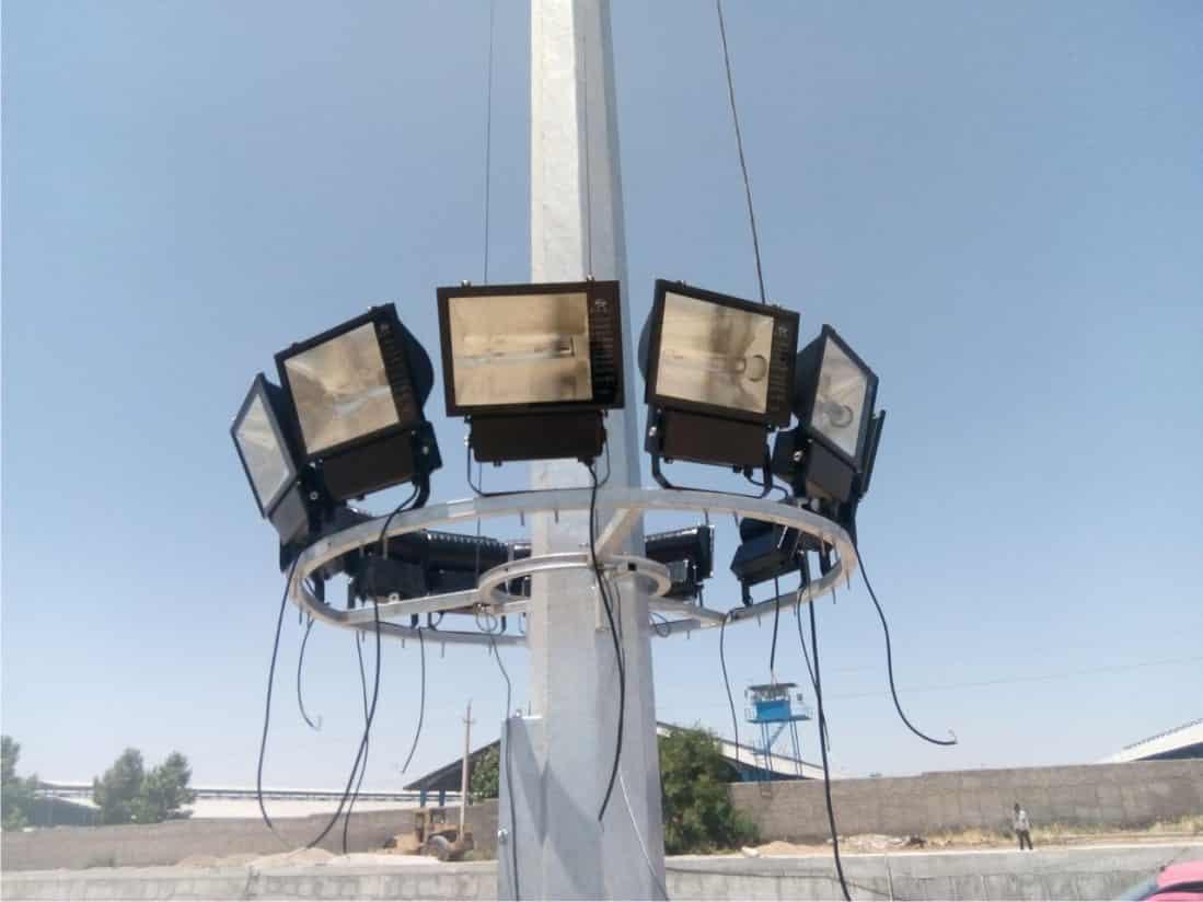 برج نوری ارزان قیمت
